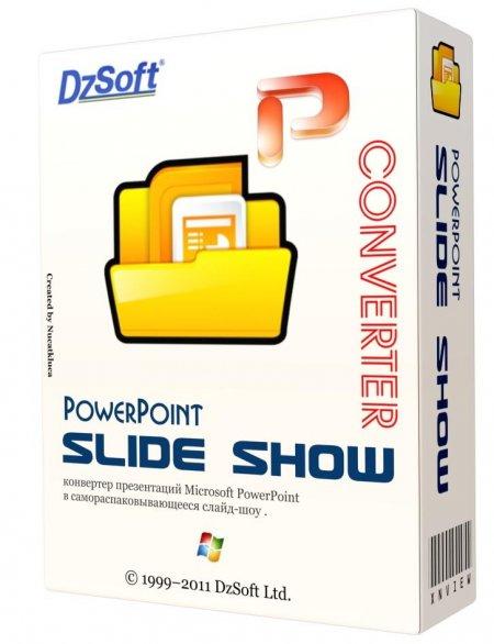 DzSoft PowerPoint Slide Show Converter 3.2.4.0