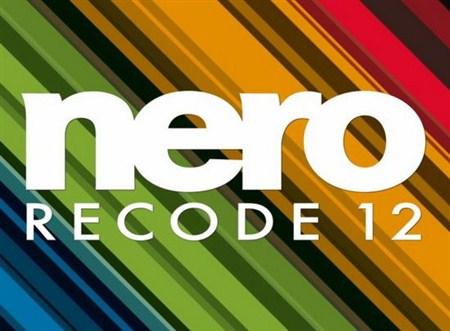 Nero Recode v 12.0.24000 Final