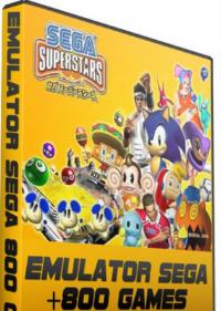 Sega Emulyatoru 800 Ədəd Oyun