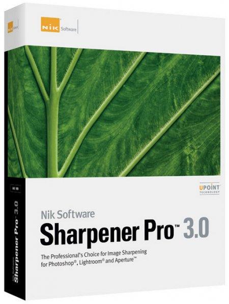 Nik Software Sharpener Pro v3.010 Rev 20903