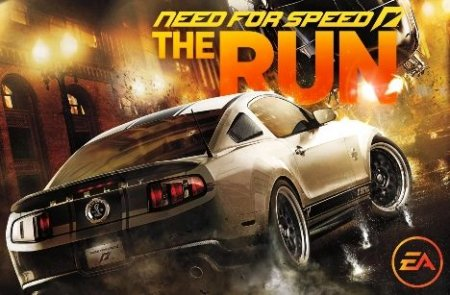 Need For Speed The Run - Mobile