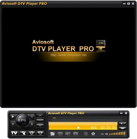 Aviosoft DTV Player Professional 1.0.1.2