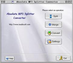 Absolute MP3 Splitter & Converter 3.5.0