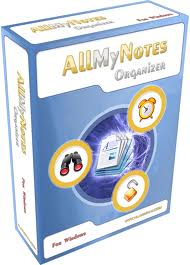AllMyNotes Organizer Deluxe 2.67 Build 534 + Portable