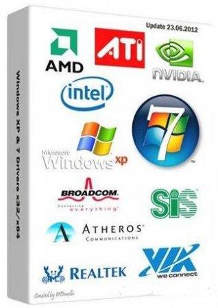 Windows XP/7 Drivers (x32/x64) Update 03.09.2012