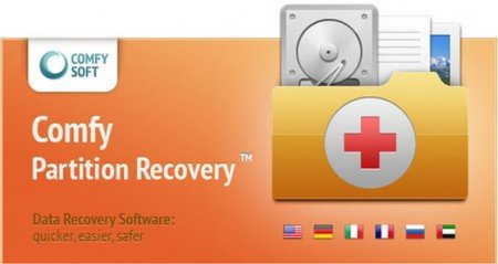 Comfy Partition Recovery 1.0 Commercial