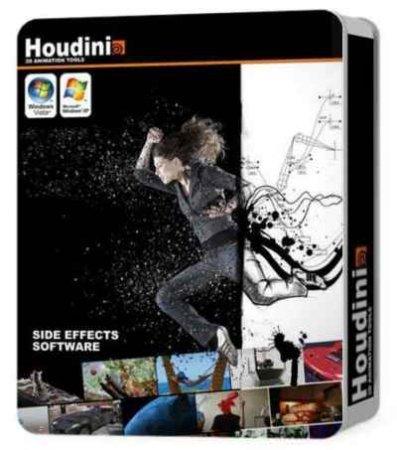 SideFX Houdini FX v12.1.125 (x86/x64)