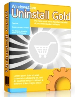 WindowsCare Uninstall Gold 2.0.2.320