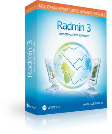 Radmin 3.4 Full [RUS/ENG]
